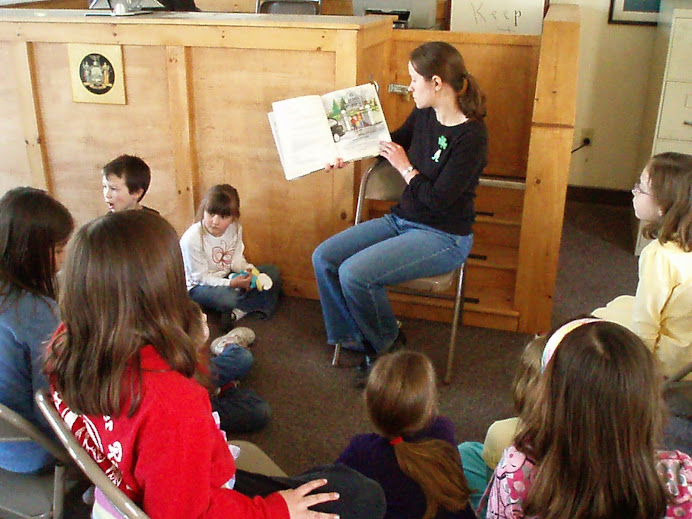 After School Reading Group (March 2009)