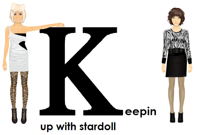 keeping up with stardoll