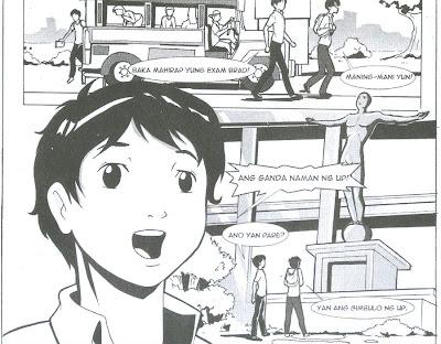 Manny Villar manga