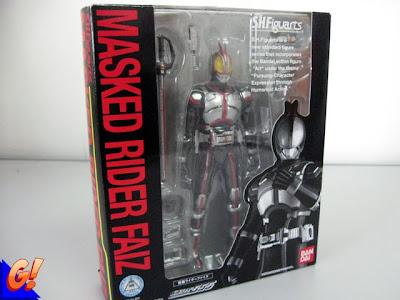 SHFiguarts Masked Rider Faiz