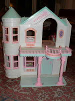 Victorian barbie dream doll house for sale