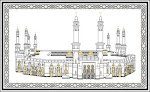 Mecca Blackwork