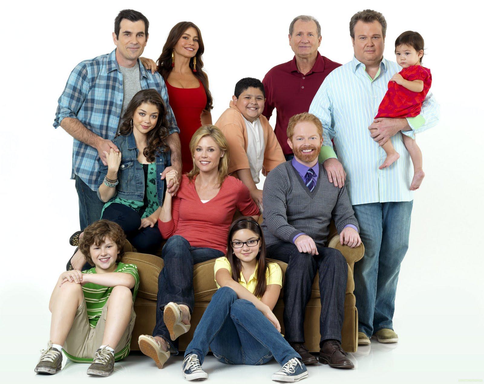Watch The Modern Family Season 2 Episode 12