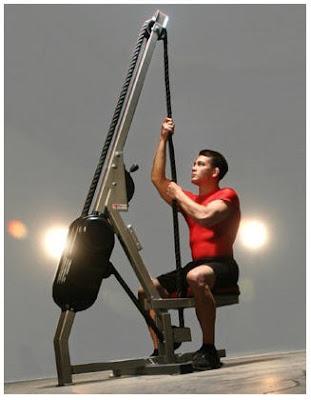 rope climber machine