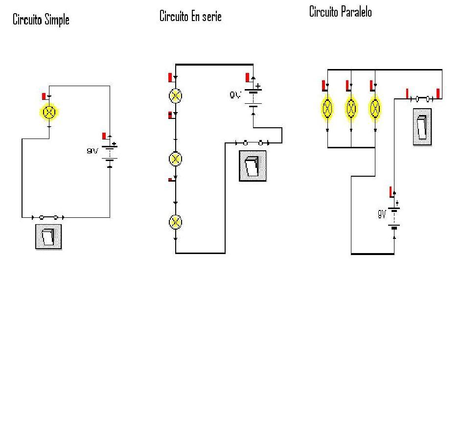 Circuito Paralelo : Belen noches y patricia oyarzun planos de circuitos