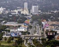 San Pedro Sula skyline