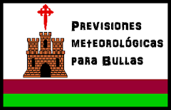 PREVISIONES METEOROLOGICAS PARA BULLAS