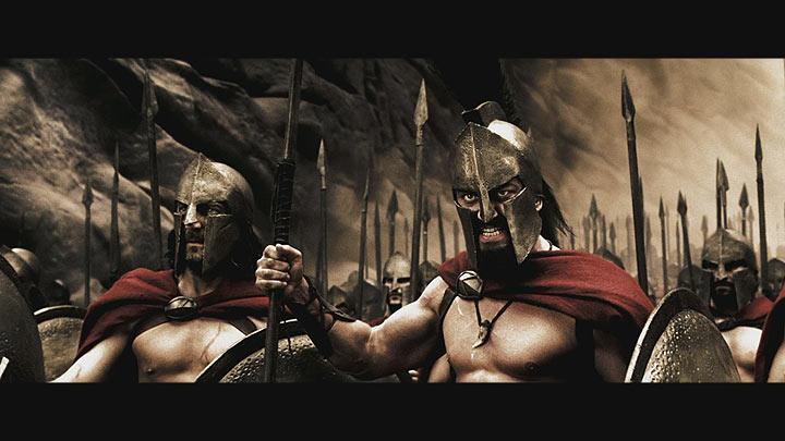 Spartani, preparate la colazione e mangiate tanto, perché stasera ceneremo nell'Ade