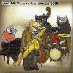 Swing MASA のCD