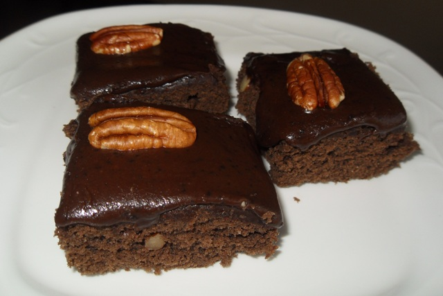 Pecan Fudge Brownies | Cooking Escapades