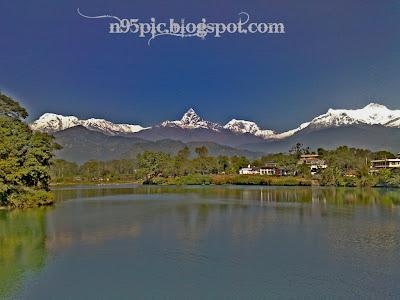 fishtail mountain
