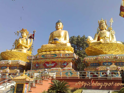 buddha in swyambhu,n95,n95 pictures,history and cultures,statues of the great gautam buddha