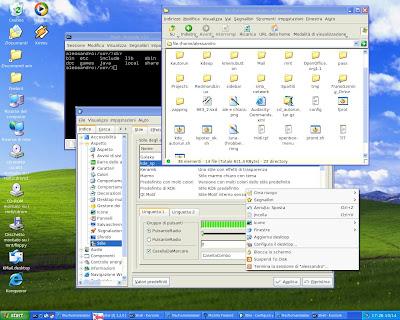 KDE-XP