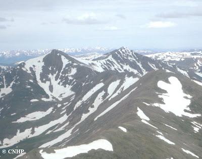 Grays and Torreys peaks