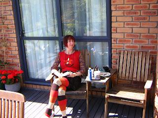 Lisa Rullsenberg in Oxford, New Zealand
