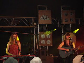 First Aid Kit at Summer Sundae 2009