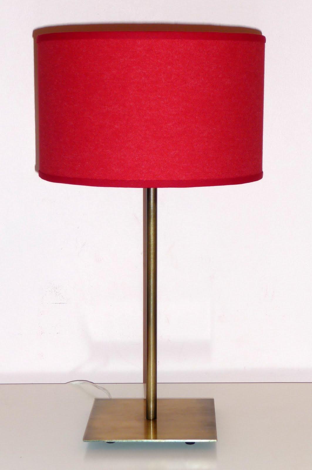 Iluluz iluminaci n velador lampara de mesa - Lampara de pie con mesa ...