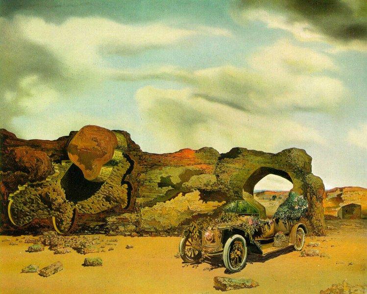 Galería de Salvador Dalí [¡Actualizado! ] Soledad%2Bde%2Bdali
