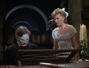 The Phantom of the Opera with Claude Rains and Susanna Foster