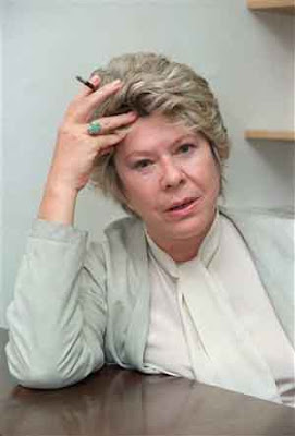 Feminist Author Marilyn French 1929-2009 RIP