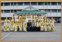Keluarga SK Mawar 2010