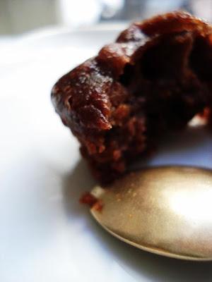 Cake Fondant Chocolat Vanille
