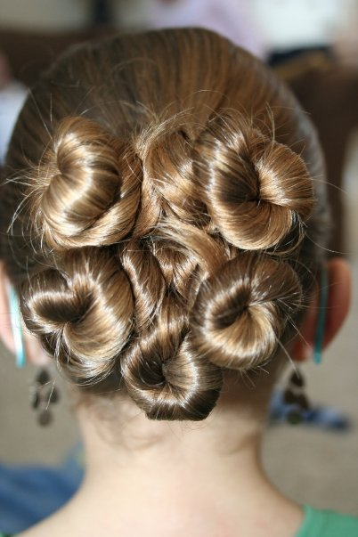 easter hairstyles take your pick� cute girls hairstyles