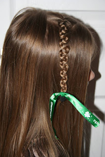 Tween Slide-Up Braid #10