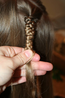 Tween Slide-Up Braid #6