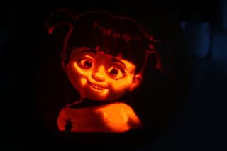Cool Carved Pumpkin