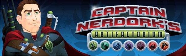 Captain Nerdork's Artifactorium