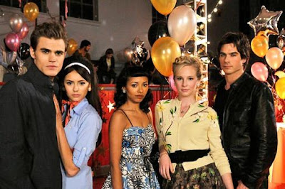 Watch Vampire Diaries Season 1 Episode Episode 12 Unpleasantville Online Free