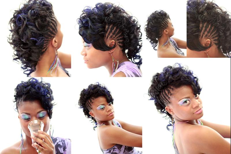 Rumors Beauty Salon Sports Barbershop Tasha Black