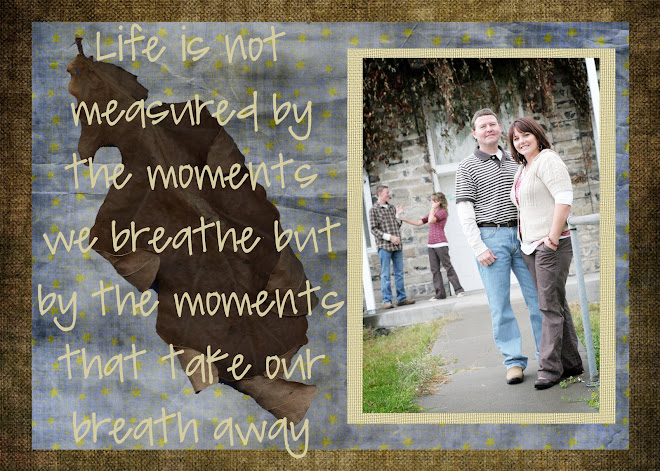 Life is not measured by the moments we breathe but by the moments that take our breath away