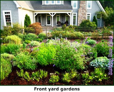 Site Blogspot  Garden Fencing Designs on Defining Your Home  Garden And Travel  September 2008