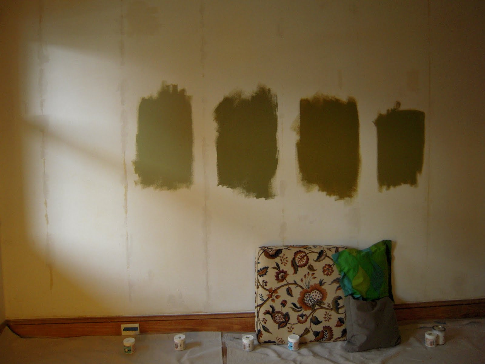 Benjamin moore paint home depot - Green Tea Paint