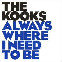 the kooks always where i need to be outline