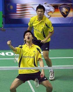 Koo Kien Keat and Tan Boon Heong