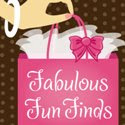 Fabulous Fun Finds button