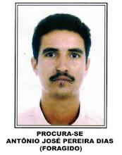 Procura-se Antônio José Pereira