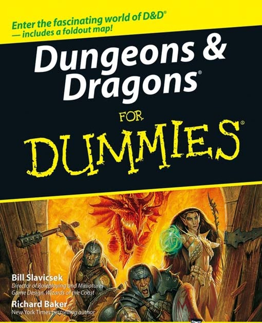 dungeons and dragons for dummies pdf