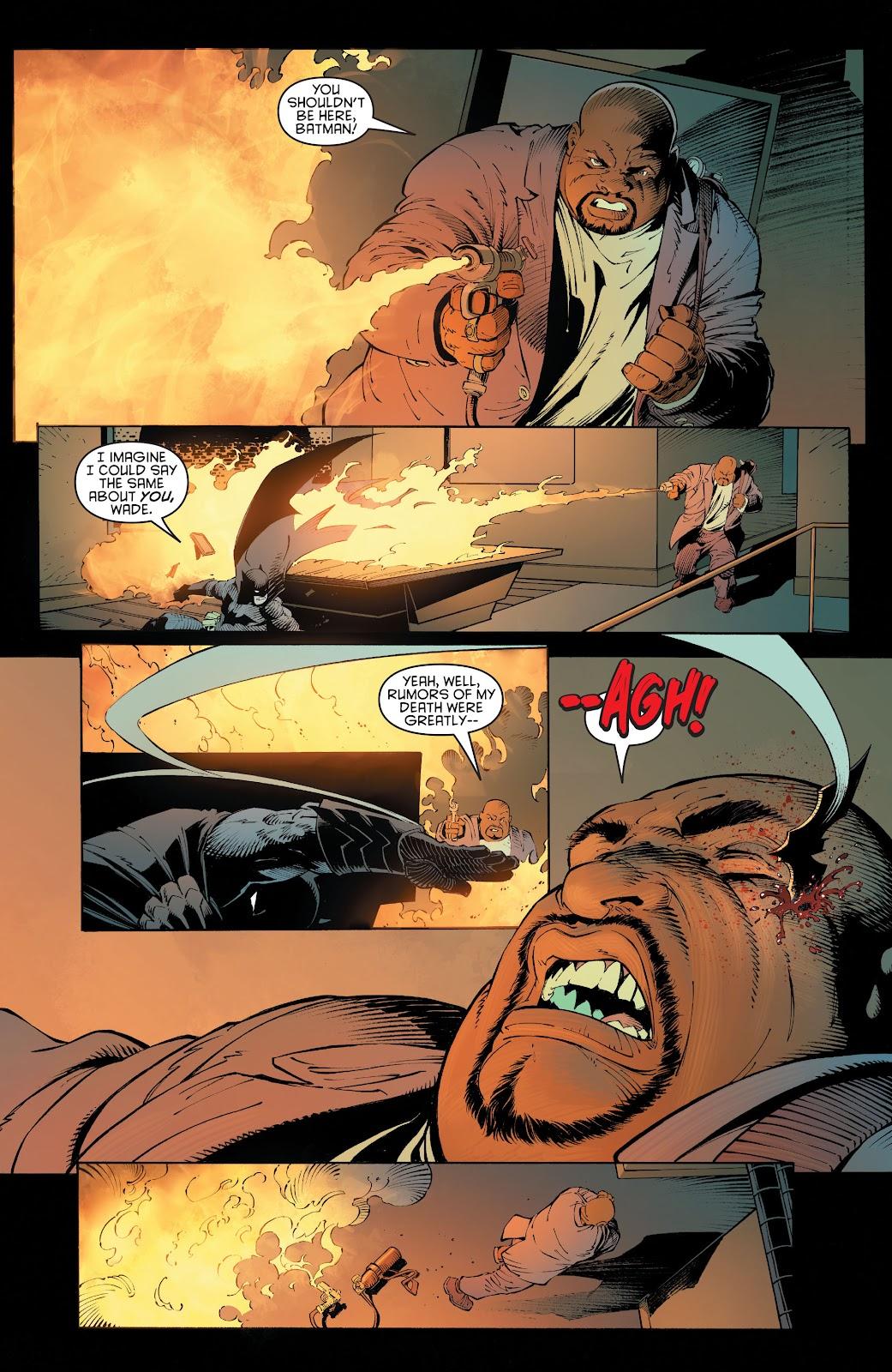 Batman (2011) Issue #19 #34 - English 15