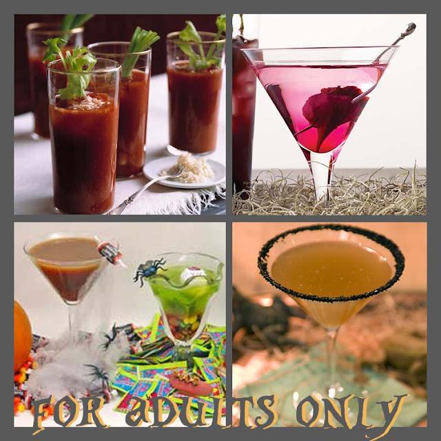 Stewart, Bleeding Heart Martini from Martha, Sinister Cider Cocktail ...