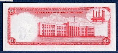 Trinidad and Tobago Currency 1 Dollar
