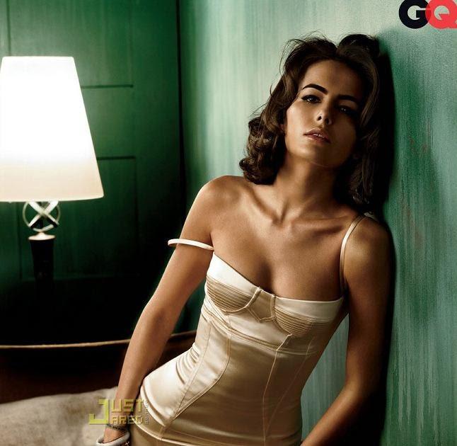 Top Model Sexy Camilla Belle