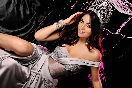 Miss Universe Jimena Navarrete Hot Wallpapers 