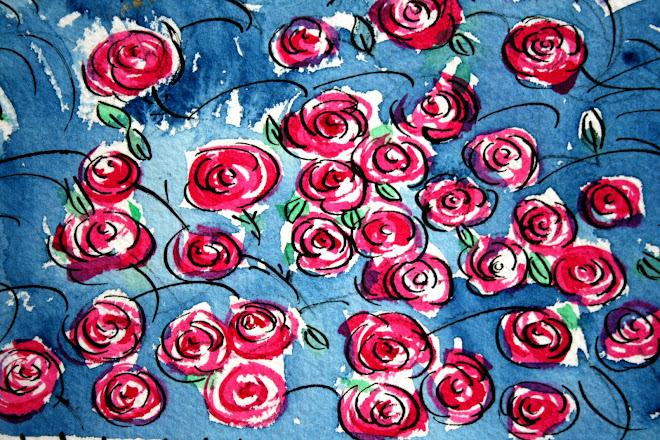 Ô les roses!