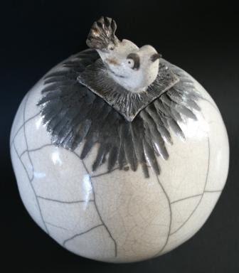 L'oiseau.