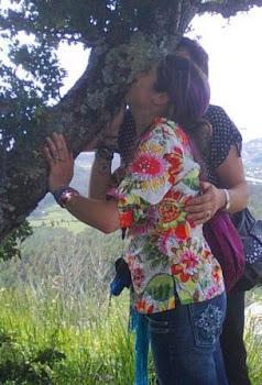 Besos de árbol