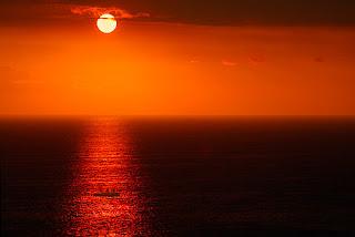 kohala sunset west side